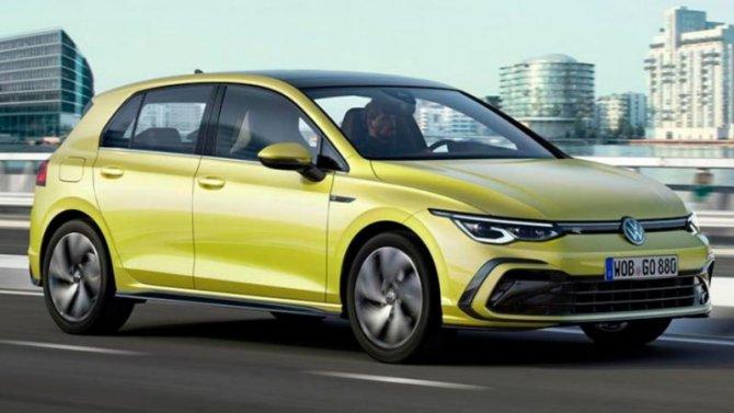 Volkswagen Golf стал гибридом