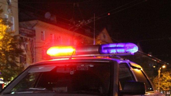 В Колпинском районе водитель насмерть сбил пешехода, скрылся, но потом вернулся