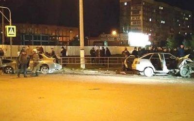 24-летняя девушка погибла в ДТП в Башкирии