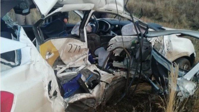 В ДТП в Самарской области погиб молодой водитель