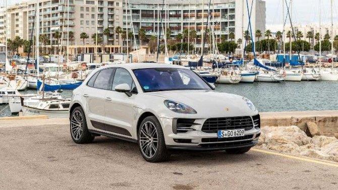 Электрический Porsche Macan: известно кое-что новое