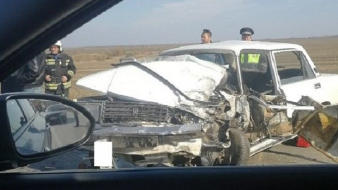 В ДТП в Ростовской области погиб человек