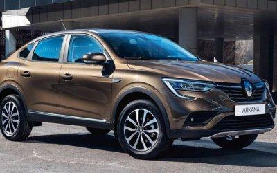 Renault Arkana успешно прошёл краш-тест