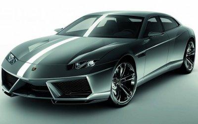 Lamborghini Grand Tourer может стать электромобилем