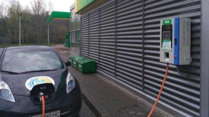 ВРоссии растут продажи электромобилей