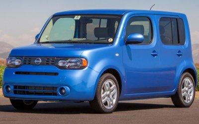 Nissan Cube будет снят спроизводства