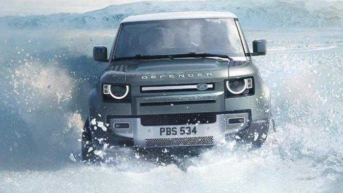 Land Rover Defender получит мотор отBMW