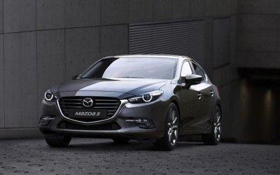В России отзывают Mazda 3
