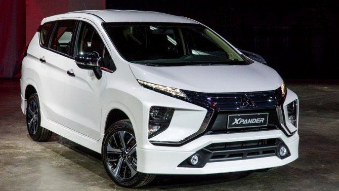 Mitsubishi Xpander станет кроссовером