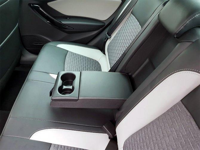 Обновленная Lada Vesta 2019 3