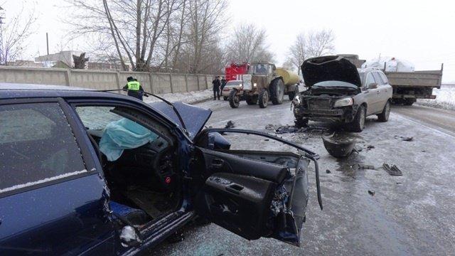 В Свердловской области женщина-водитель отвлеклась на телефон и устроила смертельное ДТП (3)