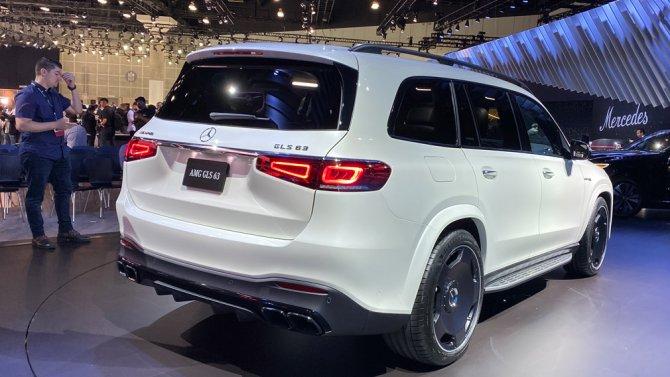 Mercedes-AMG новый