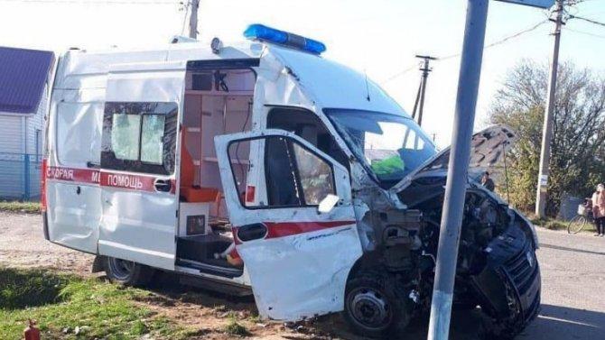 Четыре человека пострадали в ДТП на Кубани