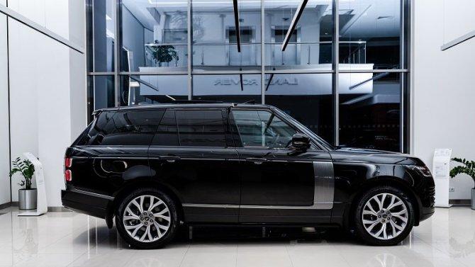 Land Rover за полцены в «АВИЛОН»: 50% сейчас, остальное через год!