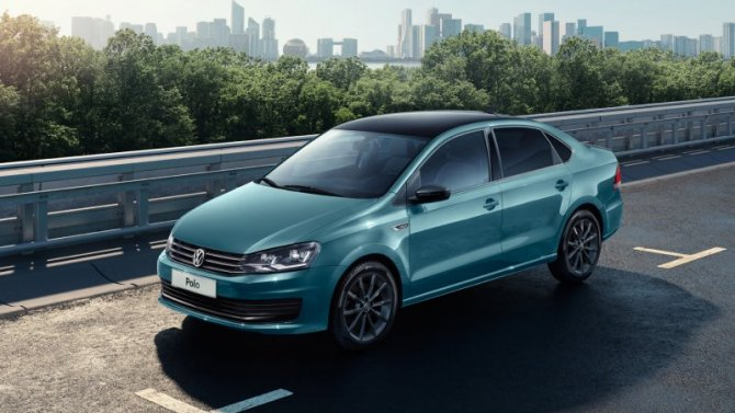 Volkswagen Polo Connect — всё под контролем