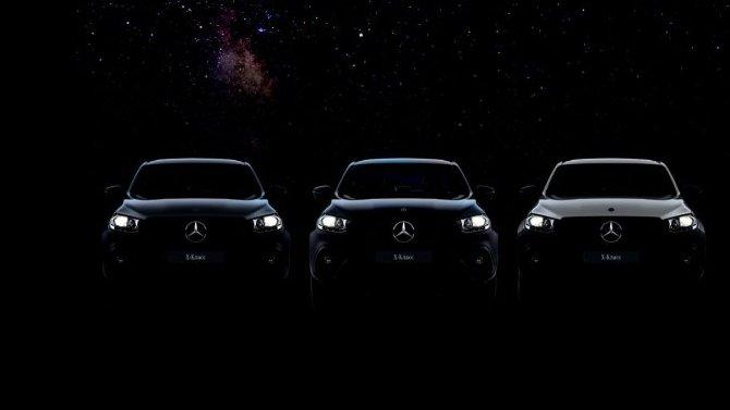 Идеальный момент, чтобы приобрести Mercedes-Benz X-Класс