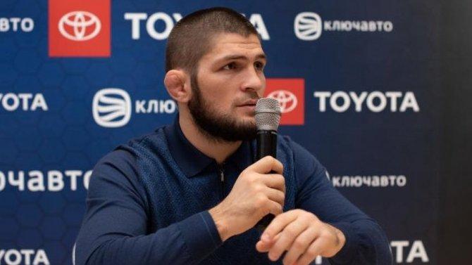 Хабиб Нурмагомедов в КЛЮЧАВТО: праздник с кавказским колоритом