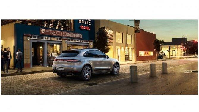Новый Porsche Macan c преимуществом до 610 000 рублей.