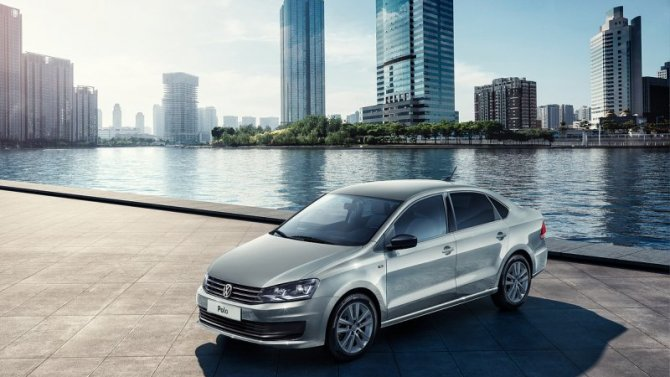 Выбери свой Volkswagen Polo в Фольксваген Центрах Авторусь!