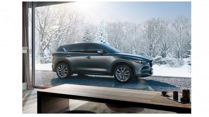 День жестянщика или как пережить первый снег владельцам Mazda