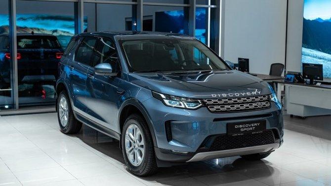 Новый Discovery Sport от 2 730 000 рублей в «АВИЛОН»