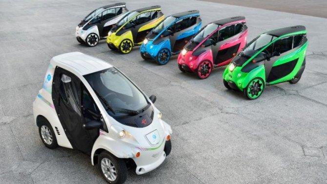 Пожилые японцы будут ездить наэлектромобилях