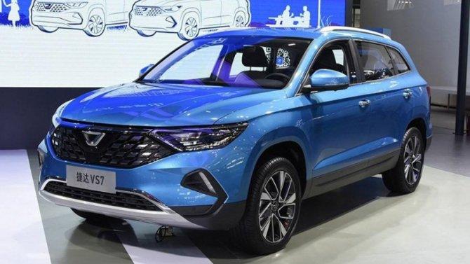 Гуанчжоу-2019: модельная линейка Jetta расширяется