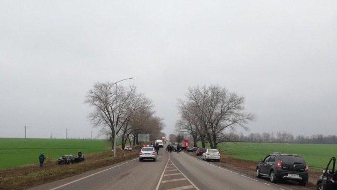 Два человека погибли в ДТП в Белгородской области