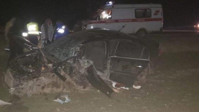 В ДТП на Кубани погибли два человека