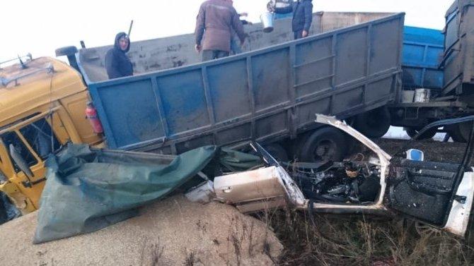 Пять человек погибли в ДТП в Курской области