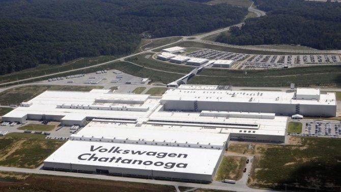 Volkswagen построит вСША новый завод