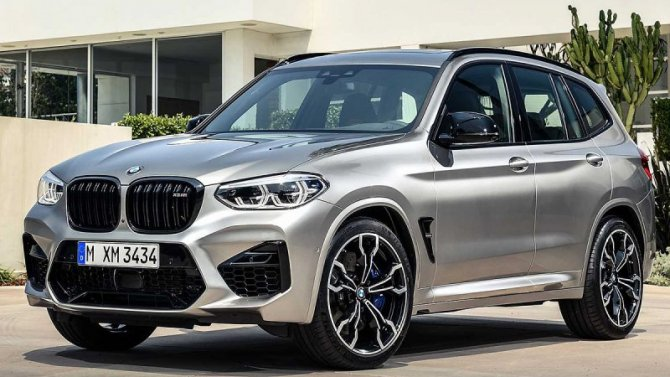 ВРоссии объявлен отзыв BMW