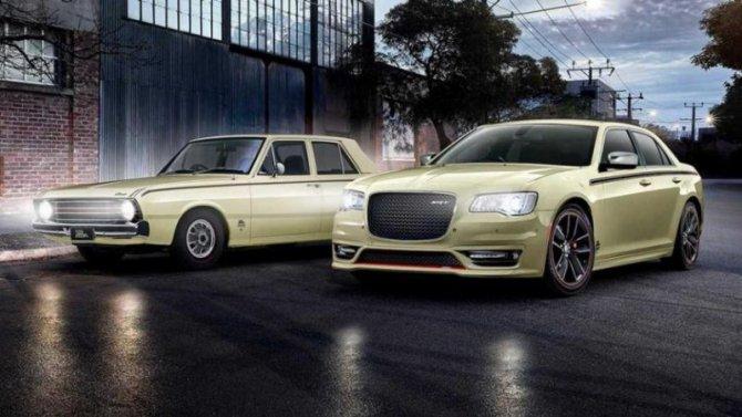 Chrysler 300 получил «юбилейную» спецверсию