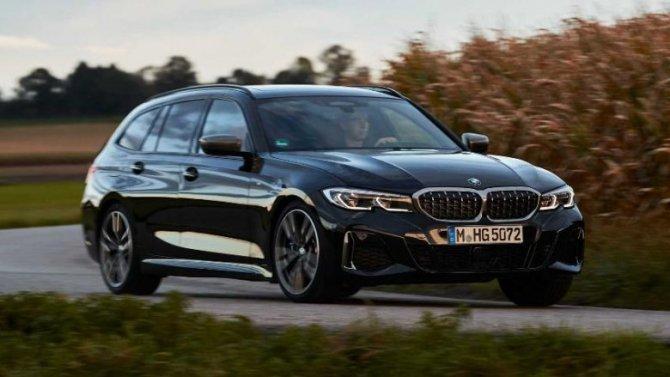 Универсал BMW 3-Series получил мощный дизель