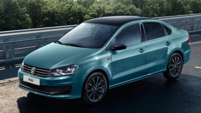 ВРоссии подорожал Volkswagen Polo