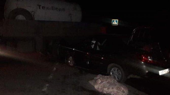 8-летняя девочка погибла в ДТП в Башкирии
