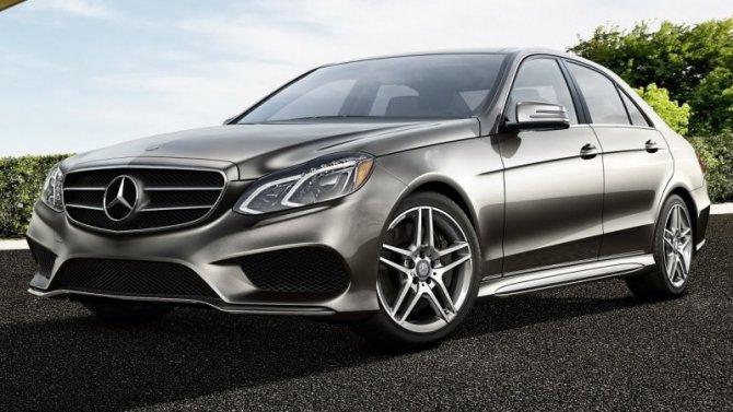 ВРоссии отзывают автомобили Mercedes-Benz