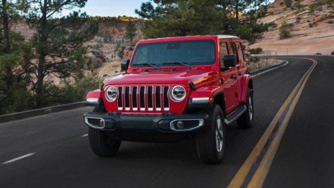 Jeep Wrangler оснастили суперэкономным дизелем