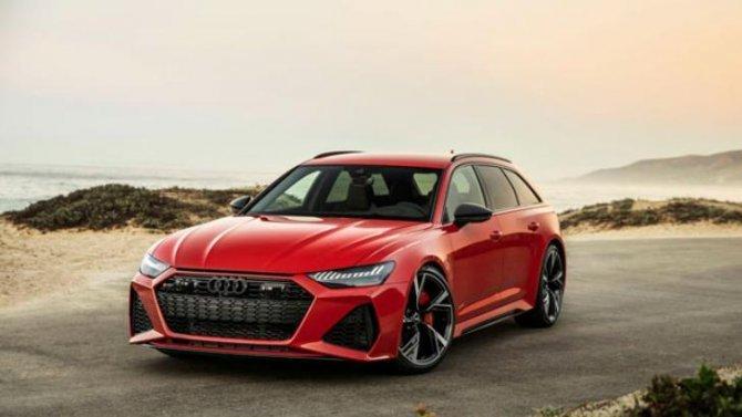 Скоро появится новый AudiRS 6 Avant