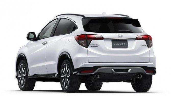 Honda HR-V обзавелась спортивной версией