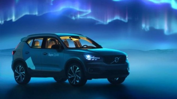 Вкаршеринге «Яндекса» появились Volvo XC40