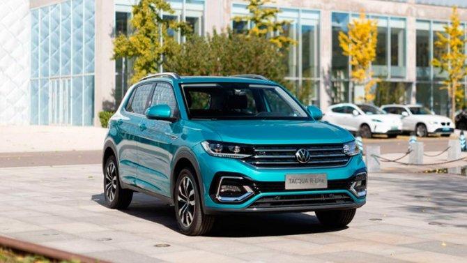 Volkswagen показал новый бюджетный кроссовер