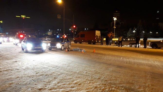 В Нижнем Тагиле насмерть сбили пешехода