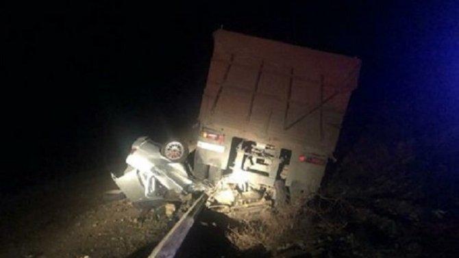 На Кубани в ДТП погибли водитель и его 16-летний пассажир