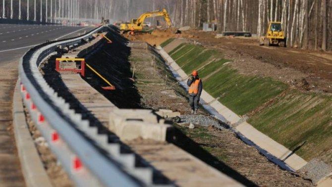 Новую трассу «Москва-Казань» могут продлить до Дальнего Востока