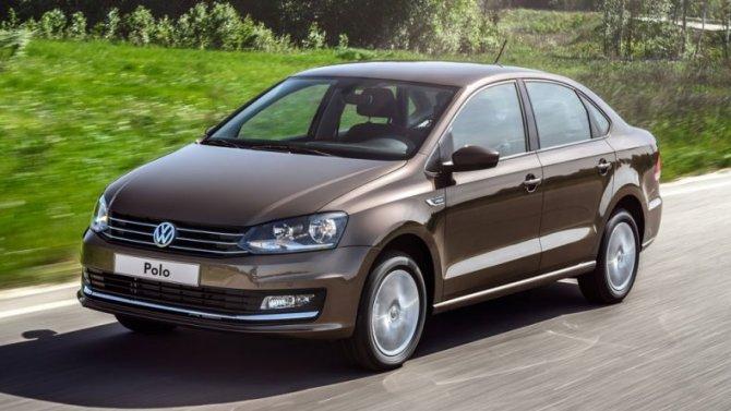 Volkswagen Polo обзавёлся бюджетной версией