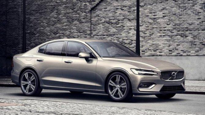 ВРоссии появится новая версия Volvo S60