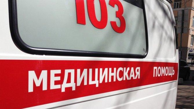 В Саратове ВАЗ сбил двух девочек