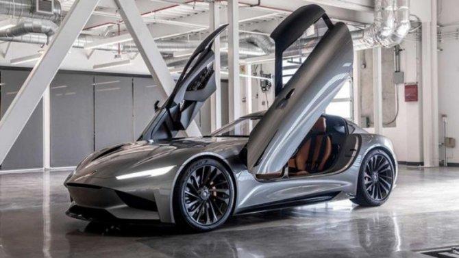 Лос-Анджелес— 2019: представлена «карма» автопрома будущего