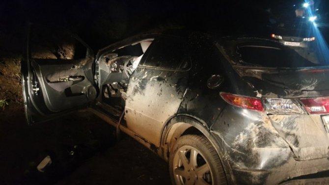Четыре человека пострадали в ДТП в Курской области